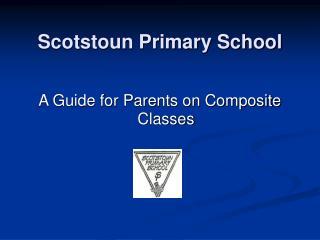 Scotstoun Primary School