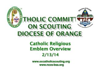Catholic Committee  on Scouting Diocese of Orange