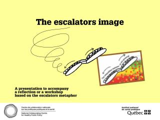 The escalators image
