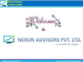 NERON ADVISORS PVT. LTD.