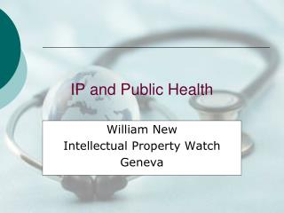 IP and Public Health