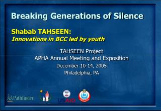 Breaking Generations of Silence
