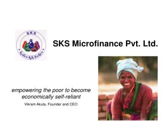 SKS Microfinance Pvt. Ltd.