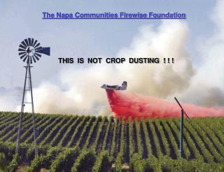 The Napa Communities Firewise Foundation
