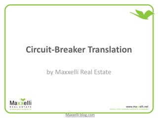Circuit breaker translation China