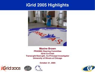 iGrid 2005 Highlights