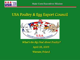 USA Poultry & Egg Export Council