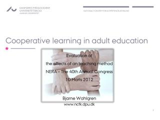 Cooperative learning  in  adult education