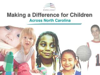 Making a Difference for Children