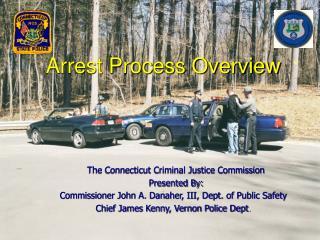 Arrest Process Overview