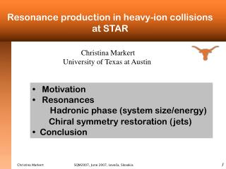 Resonance production in heavy-ion collisions at STAR