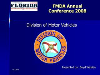 FMDA Annual Conference 2008