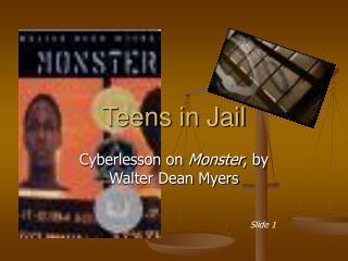 Teens in Jail