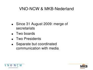 VNO-NCW & MKB-Nederland