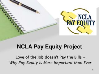 NCLA Pay Equity Project