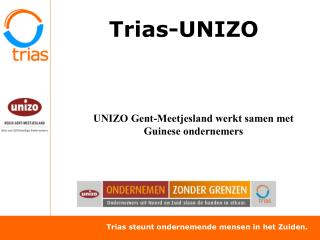 Trias-UNIZO