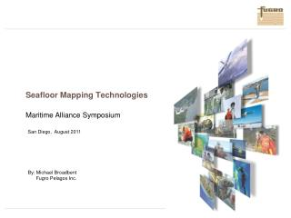 Seafloor Mapping Technologies
