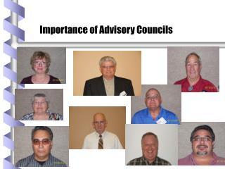 Importance of Advisory Councils