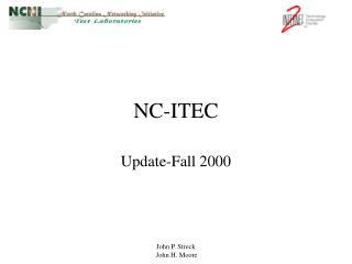 NC-ITEC