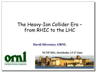 The Heavy-Ion Collider Era � from RHIC to the LHC