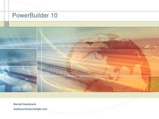 PowerBuilder 10