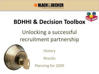 Unlocking a successful recruitment partnership