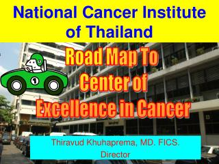 National Cancer Institute of Thailand