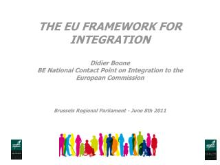 The EU framework for the integration of third-country nationals