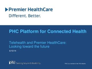 PHC Platform for Connected Health