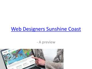 Web Designers Sunshine Coast