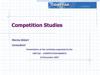 Competition Studies