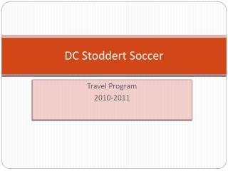 DC Stoddert Soccer