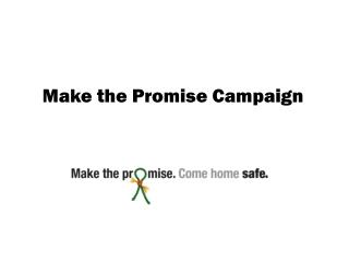 Make the Promise Campaign