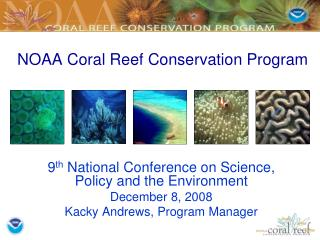 NOAA Coral Reef Conservation Program
