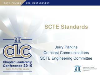 SCTE Standards