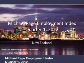 Career Advice at Michael Page International
