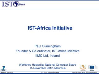 IST-Africa Initiative