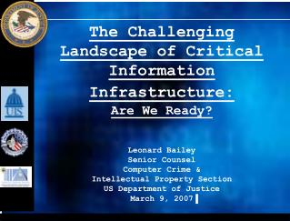 The Challenging Landscape of Critical Information Infrastructure: Are We Ready?