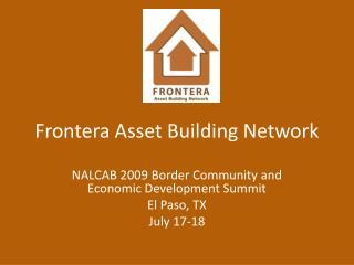 Frontera Asset Building Network