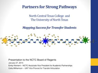 Presentation to the NCTC Board of Regents January 27, 2014