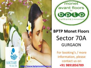 Coming Soon At Sector 70A Gurgaon!!For Booking's 9891856789