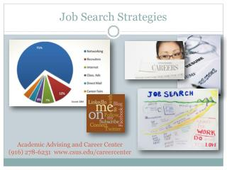 Job Search Strategies