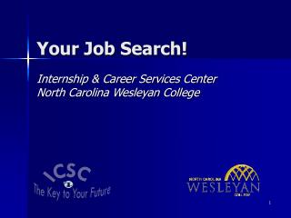 Your Job Search!
