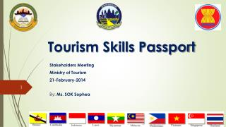 Tourism Skills Passport