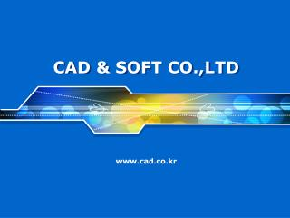 CAD & SOFT CO.,LTD