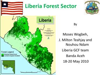 Liberia Forest Sector