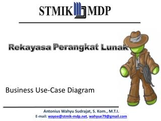 Business  Use-Case  Diagram