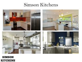 Simson : Kitchens and Wardrobes in Adelaide