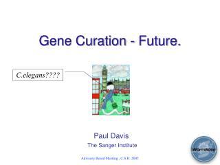 Gene Curation - Future.