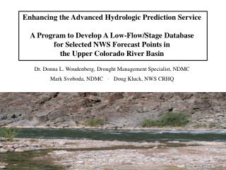 Enhancing the Advanced Hydrologic Prediction Service